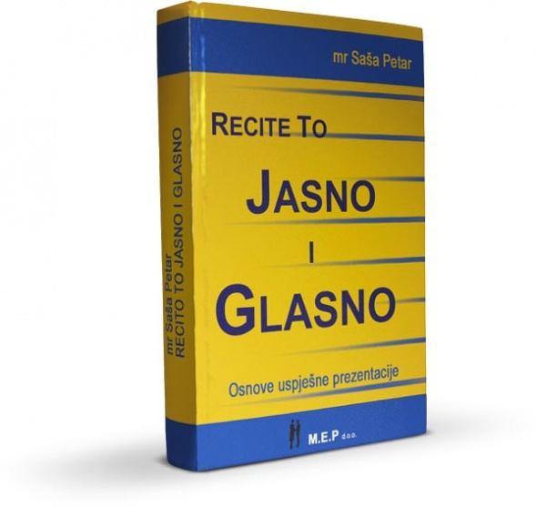Recite to jasno i glasno